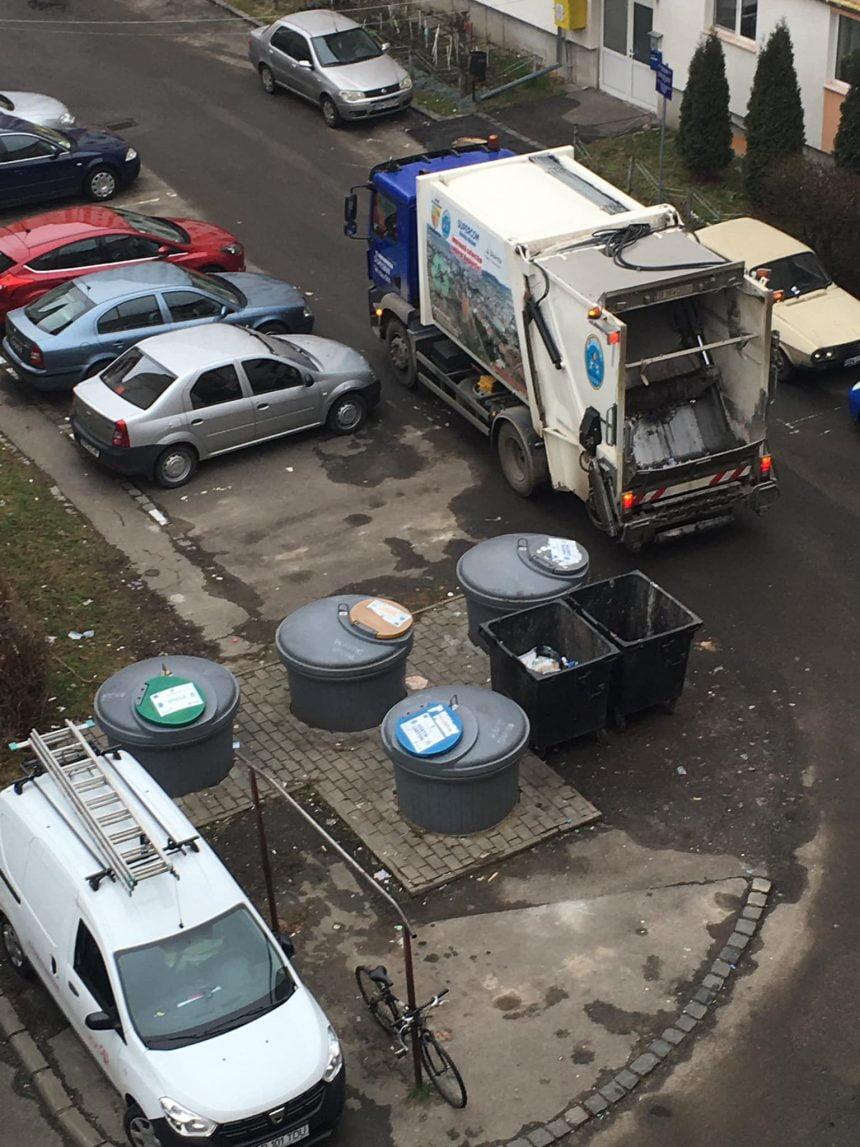 FOTO: SUPERCOM s-a pus pe treabă! Nu le iese curățenia nici de frica amenzilor vicelui