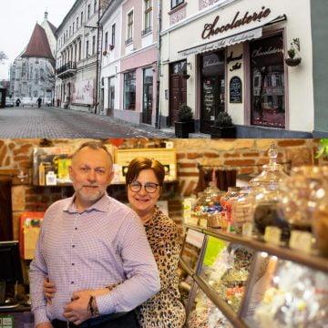 Cadouri din cea mai bună ciocolată, bomboane Bucuria, vinuri, șampanie și cognac din Moldova găsiți în Bistrița numai la Chocolaterie Sweet Art, pe Pietonal