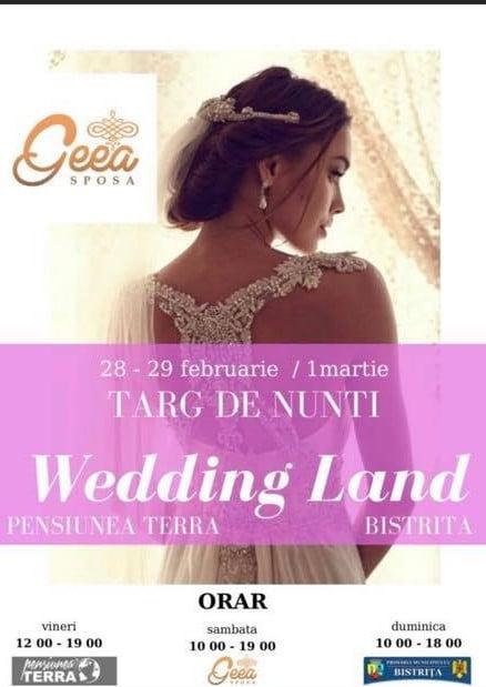 Vă căsătoriți? La Wedding Land găsiți tot ce aveți nevoie pentru cea mai importantă zi din viața voastră!