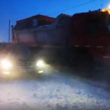 Circulația feroviară oprită până mâine dimineață din cauza vremii rele