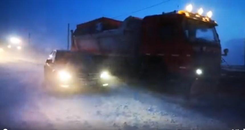 VIDEO Peste 850 de gospodării au rămas fără curent din cauza vântului puternic. Care sunt zonele afectate: