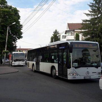 TRANSMIXT: Autobuzele din transportul local NU sunt folosite în planul de mobilizare pentru situații de urgență
