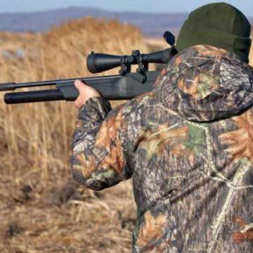 Împușcat la vânătoare!