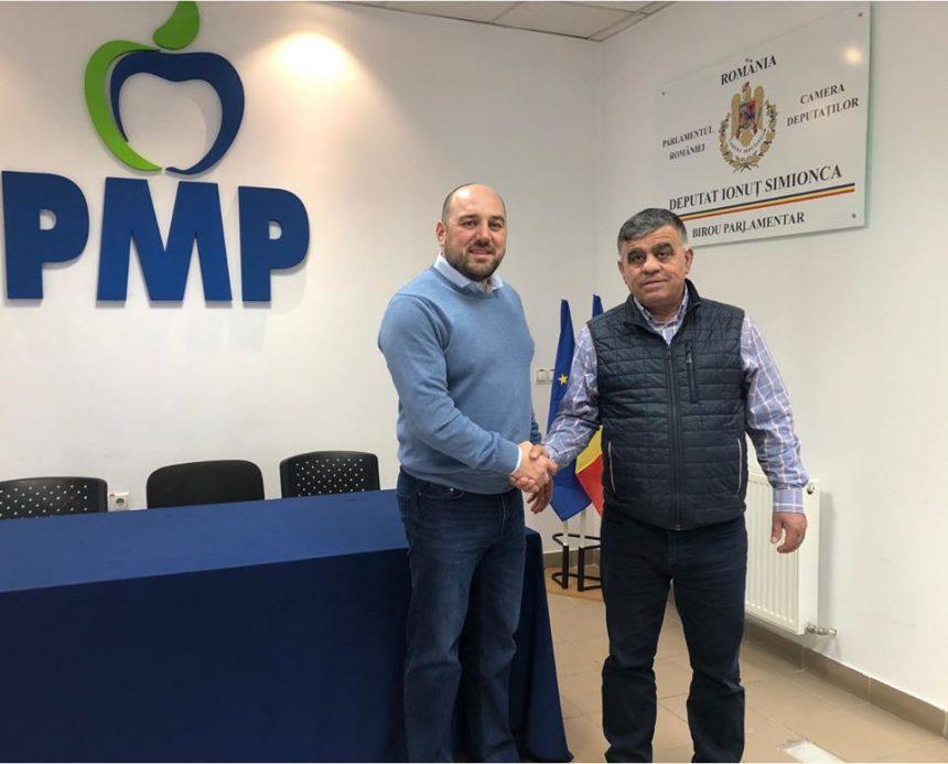 Lovitură în politica din Bistrița-Năsăud! Viceprimarul orașului Sângeorz-Băi a intrat în PMP