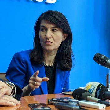 VIDEO – Ministrul muncii, la Bistrița: Vreau să rezolv problema pensiilor internaționale și a copiilor cu părinți plecați în străinătate