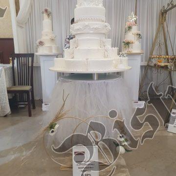 FOTO/VIDEO: Torturi personalizate, din ingrediente naturale,  de la Cofetăria Cristina! Cu discount, dacă bați palma la Wedding Land!