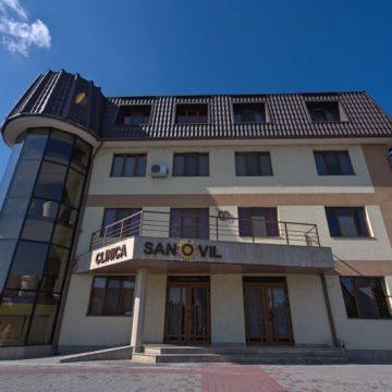 Toți pacienții care se internează la Clinica Sanovil sunt testați pentru COVID-19!