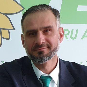 Dan Ciobănică (Partidul Verde BN): Vreau să aduc toată energia bună a orașului și să relansăm proiectul pentru Bistrița