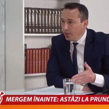 """VIDEO – Doru Crișan, primar Prundu Bârgăului: """"Totul s-a dat peste cap. Îmi cer scuze locuitorilor de pe Valea Muntelui…"""""""