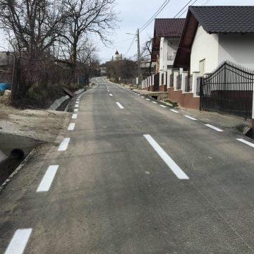 """VIDEO – Sorin Hognogi, primar în Spermezeu: """"Este un drum de o importanță extraordinară"""""""