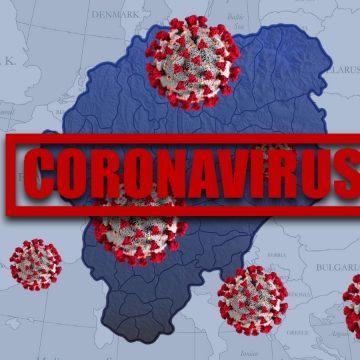Peste 90 de bistrițeni infectați cu COVID 19. Național, 337 noi cazuri în 24 de ore
