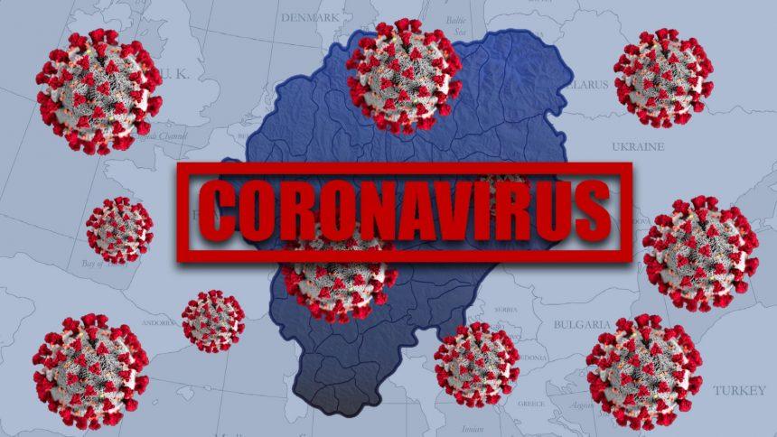 Într-o singură zi: 23 cazuri noi COVID, trei decese și nicio persoană declarată vindecată