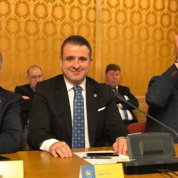 Oficial: Ioan Turc, validat la București să candideze pentru Primăria Bistrița