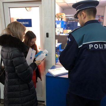 Hypermarket-urile din Bistrița luate la puricat de Direcția de Sănătate Publică și Inspectoratul de Poliție Județean
