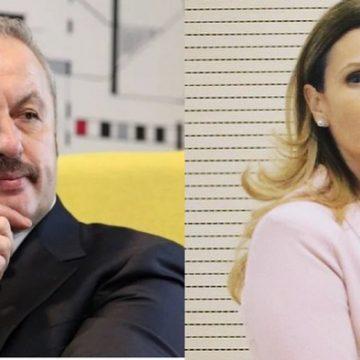 """Mărțișorul lui Dâncu pentru Alexandrescu: """"Văduva neagră a PSD, devoratoare de președinți"""""""