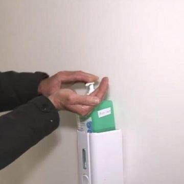 Spitalul Județean de Urgență Bistrița are stocuri de dezinfectant pentru câteva luni de zile