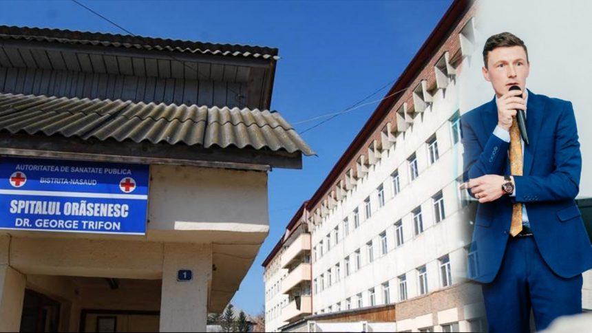 Viceprimarul din Năsăud: Să donăm indemnizațiile de consilieri pentru spitale!