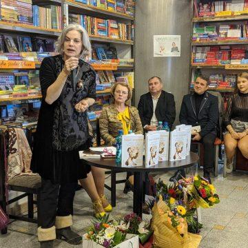 FOTO/VIDEO. Copleșitor și emoționant: Doris Rai a prezentat zeci de povești ale unor femei de succes din județ. Maia Morgenstern, la Bistrița!
