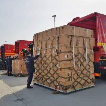 ISU BN: Noi materiale de protecție pentru personalul medical din prima linie
