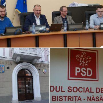 Sediul Primăriei Bistrița nu este sediul de campanie al PSD!!!