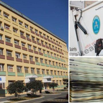 Spitalul, ajutat în lupta contra COVID 19, cu parte din subvenția pentru gunoi