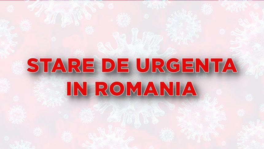 Președintele României decretează STARE DE URGENȚĂ! Ce înseamnă acest lucru și cum va arăta țara în perioada următoare?
