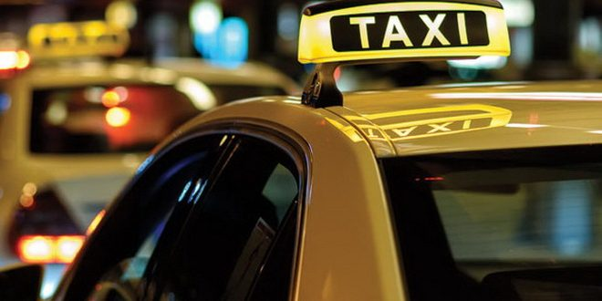 Hoț descoperit în taxi, la un control în trafic!