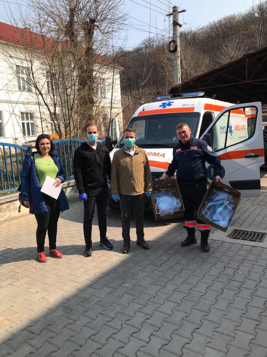 Viziere pentru Ambulanță, medici de familie și polițiști!
