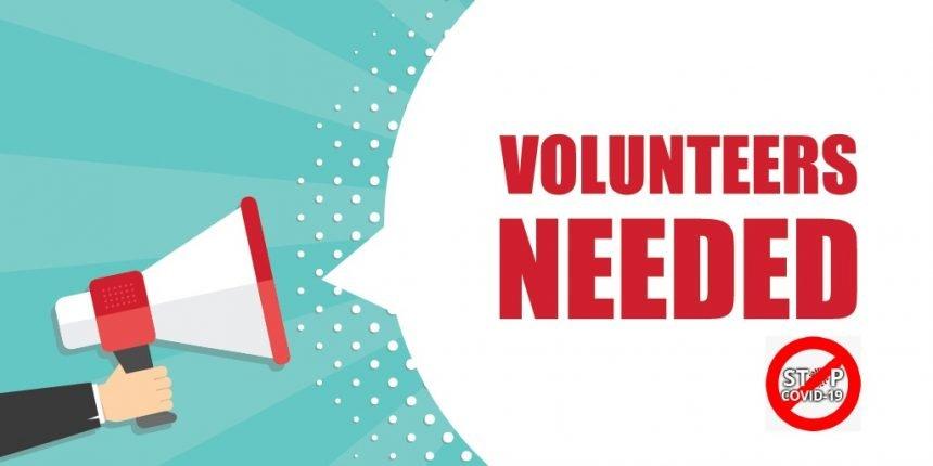 E nevoie de voluntari pentru cei singuri aflați în izolare care nu au parte de ajutorul familiei!
