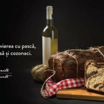Cofetăria CRISTINA:  Sărbătorim Învierea cu pască, prăjituri de casă și cozonaci!