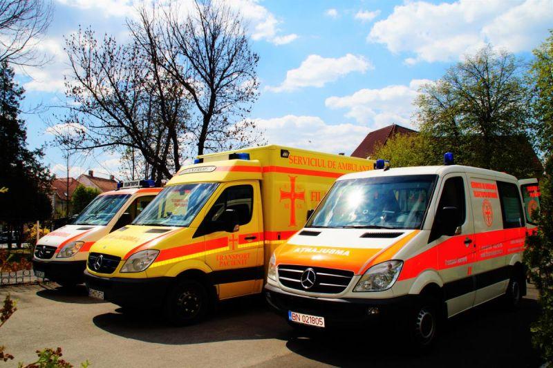 FOTO: Asociația Filantropia din Bistrița îngrijește zeci de oameni singuri, sărmani, bolnavi, în stare critică… Cum putem ajuta și noi