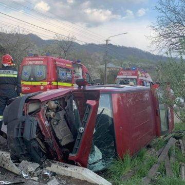 Victima accidentului din Bistrița Bârgăului, transferată la o clinică din Cluj-Napoca