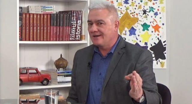 """VIDEO – Vasile Borș: """"Dragi măiereni, Învierea Domnului să vă găsească sănătoși, la casele voastre! Hristos a Înviat!"""""""