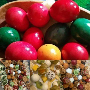 Bucate tradiționale de la Casa Doamnelor, numai bune de pus pe masa de Paște!