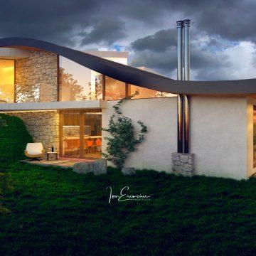 FOTO: Probabil cea mai frumoasă casă din Bistrița își caută stăpânul!