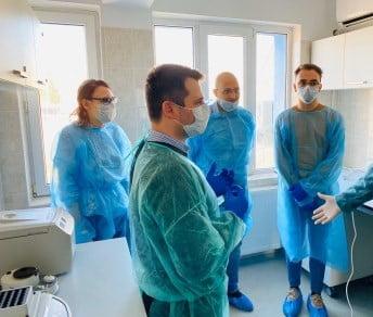 Laboratorul DSP-ului rămâne fără un specialist! Doctorul e curtat de olandezi: