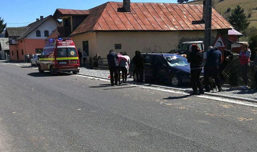 FOTO – ILVA MARE: O femeie a murit după ce a fost lovită de mașină!