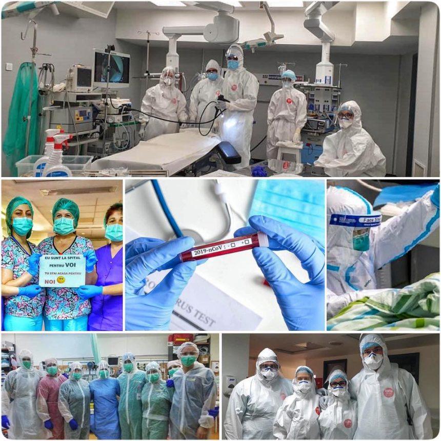 AȘA DA! Cadrele medicale din județ vor fi testate de COVID 19!