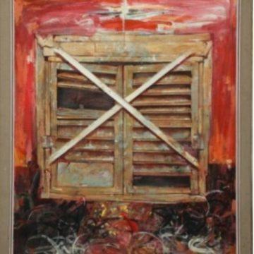 Memento mori: Fereastră rotundă sau pătrată? Mulți o consideră simbolul Fecioarei Maria…