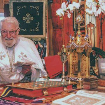 """Părintele Leontin Stejerean împlinește mâine 100 de ani! """"Un model pentru generaţii întregi de preoţi"""""""