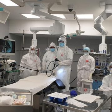 Robert Sighiartău (PNL): 1.000.000 de lei pentru Spitalul Județean Bistrița-Năsăud!