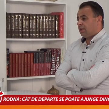VIDEO: Una dintre marile probleme din Rodna, pe cale să fie rezolvată!