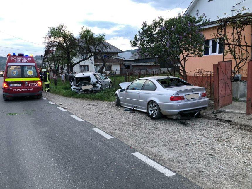 A decedat bărbatul de 60 de ani lovit de o mașină în timp ce se odihnea pe banca din fața casei sale