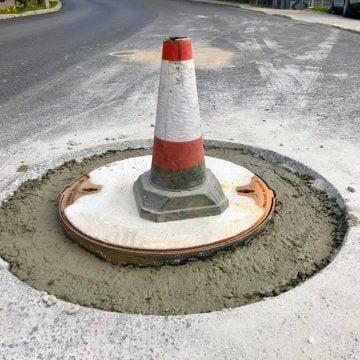 Continuă asfaltările! Iar noul tăietor de asfalt scurtează timpul și suprafața de intervenție la gurile de canal: