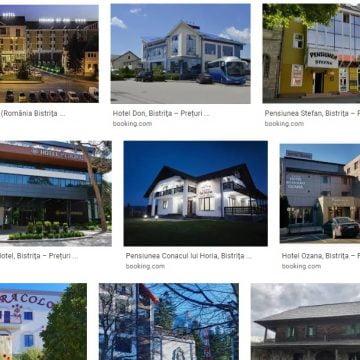 Hotelurile din Bistrița nu se grăbesc să-și deschidă ușile pentru turiști