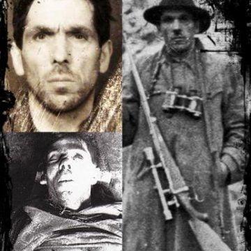 VIDEO:  Tulburător film despre luptătorul anticomunist Gheorghe Pașca, executat în stil mafiot, pe meleagurile noastre