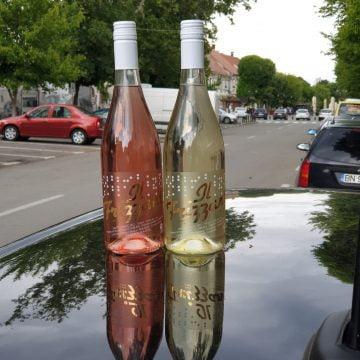 Avem primele vinuri Frizzante produse în Bistrița-Năsăud!