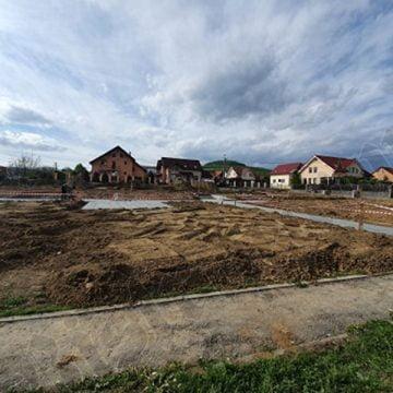 FOTO: Parcul din Subcetate prinde contur! Ar putea să fie gata înainte de termen