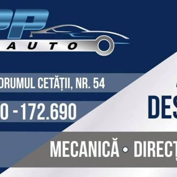 Service-ul PPP Auto e deschis și vă așteaptă!