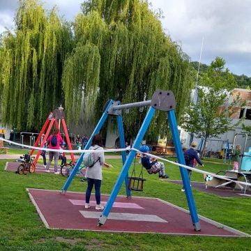 Activitățile recreative și sportive desfășurate în aer liber, interzise în continuare